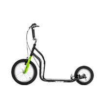 Scooter Yedoo City New - Black-Green