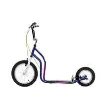 Scooter Yedoo City New - Violet-White