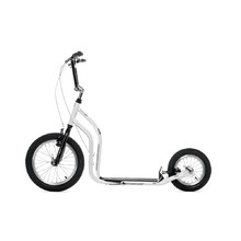 Scooter Yedoo City New - White-Black