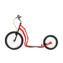 Scooter Yedoo Mezeq V-Brake New - Red-Black