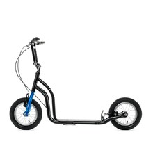 Scooter Yedoo Ox New - Black-Blue