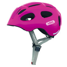 Children's Cycling Helmet Abus Youn-I - Pink