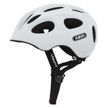 Children's Cycling Helmet Abus Youn-I - White