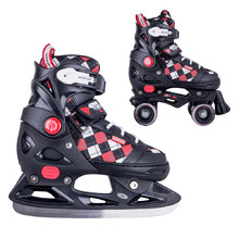 Trekking Skates 2in1 WORKER Denel