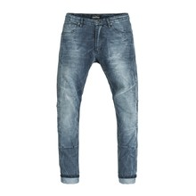 Men's Motorcycle Jeans PANDO MOTO Boss Desert