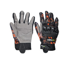 Moto Gloves W-TEC Hardta NF-5350 - Orange