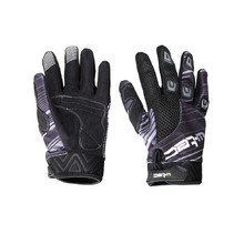Moto Gloves W-TEC Heralt NF-5301 - Grey