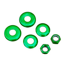 Bushing Washers - Green