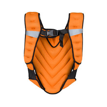 Weighted Vest inSPORTline Klaper 5 kg - Orange