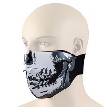 Multi-purpose Mask W-TEC NF-7850 - Grey