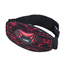 Kidney Belt W-TEC NF-3600 - Black-Red