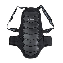 Spine Protector W-TEC NF-3540 - Black