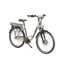 E-Bike Devron 26120 – 2016 - Cool Gray