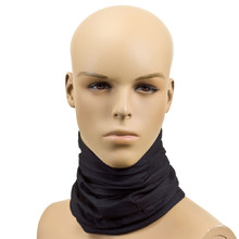 Universal multifunctional scarf ROLEFF Black