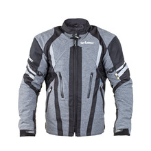 Men's Moto Jacket W-TEC Briesau NF-2112 - Grey