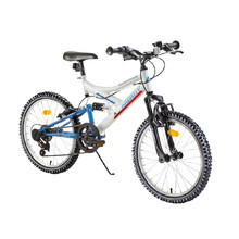 "Children's Bike Kreativ 2041 20"" – 2017 - White"