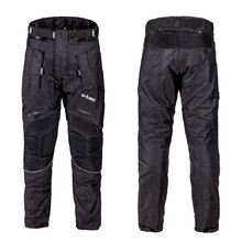 Men's Moto Pants W-TEC Rusnac NF-2607 - Black