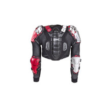 Children's Body Protector W-TEC NF-3504 - Black-Red