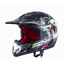 Junior motorcycle helmet W-TEC V310 - Black Eagle