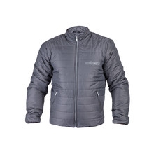 Moto Jacket W-TEC Grodis - Dark Grey
