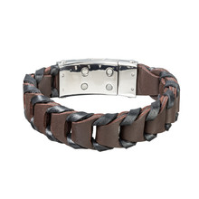 Magnetic Bracelet inSPORTline Pelor - Brown