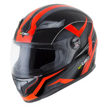 Integral Helmet W-TEC FS-811BO Fire Orange