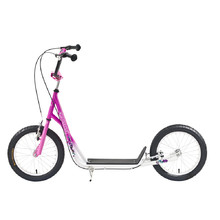 Scooter WORKER City - White-Pink