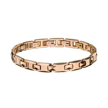 Magnetic Bracelet inSPORTline Stafira - Rose Gold