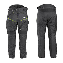 Motorcycle Pants W-TEC Propant - Black-Fluo Yellow