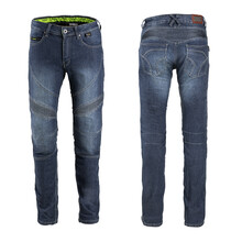 Men's Motorcycle Jeans W-TEC Oliver - Blue