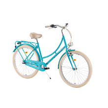 "Urban Bike DHS Citadinne 2636 26"" – 2019 - Light Green"