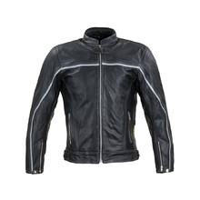 Leather Motorcycle Jacket W-TEC Mathal