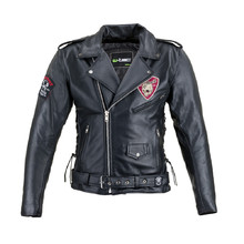 Moto Jacket W-TEC Black Heart Perfectis