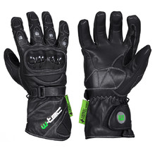 W-TEC motorcycle gloves SUPREME TWG-171 - Black