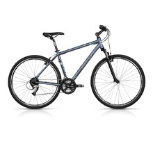 "Men's Cross Bike KELLYS CLIFF 70 28"" – 2017 - Grey"