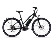 Women's Trekking E-Bike Ghost Andasol Trekking 4 Miss 28""