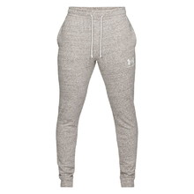 Men's Sweatpants Under Armour Sportstyle Terry Jogger - Onyx White
