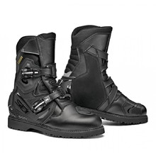 Touring Motorcycle Boots SIDI Adventure Gore 2 Mid - Black