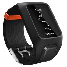 GPS Watch TomTom Adventurer Cardio + Music - Black