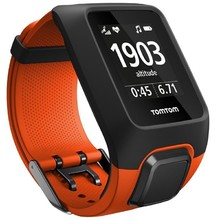 GPS Watch TomTom Adventurer Cardio + Music - Orange