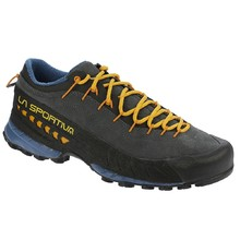 Men's Hiking Shoes La Sportiva TX4 - Blue/Papaya
