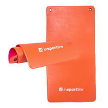 Exercise Mat inSPORTline Aero Advance 120 x 60cm - Orange-Pink