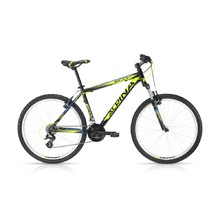 "Mountain Bicycle ALPINA ECO M20 Black-Lime 26"" – 2016 Offer"