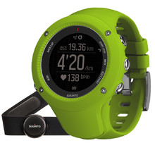 Outdoor Sporttester Suunto Ambit 3 Run (HR) - Lime