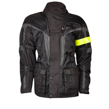 Textile jacket Rebelhorn AVIATOR 2 - Black