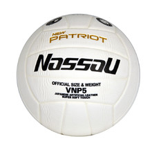 Volleyball Ball Spartan Nassau Patriot - White