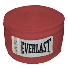 Boxing Hand Wraps Everlast Pro Style 300cm - Red