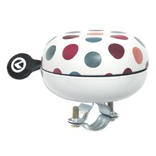 Bicycle Bell Kellys 80 - Multi-Colour Dots