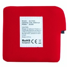 Replacement Battery for Heated Vest Glovii GLI7440