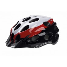 Bike Helmet CATLIKE Tako - White-Black-Red